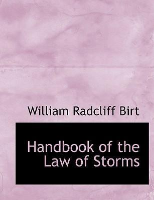 Handbook of the Law of Storms