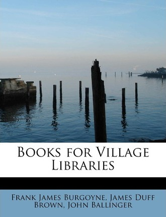 Books for Village Libraries