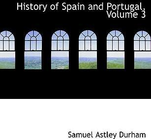 History of Spain and Portugal, Volume 3