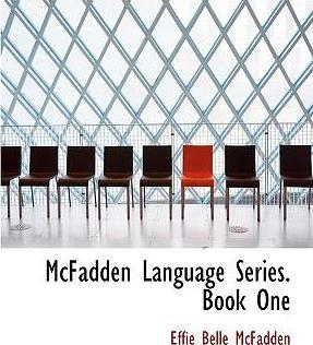 McFadden Language Series. Book One