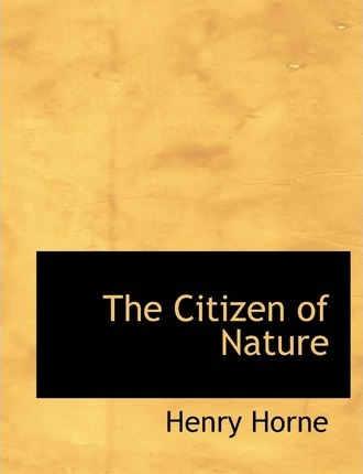 The Citizen of Nature