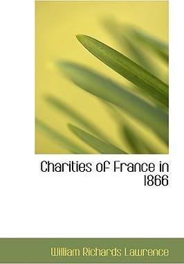 Charities of France in 1866