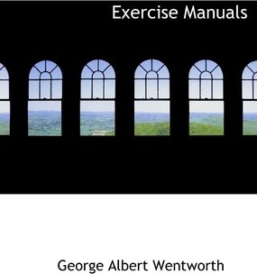 Exercise Manuals