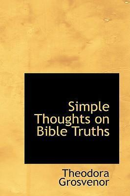 Simple Thoughts on Bible Truths