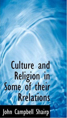 Culture and Religion in Some of Their Rrelations
