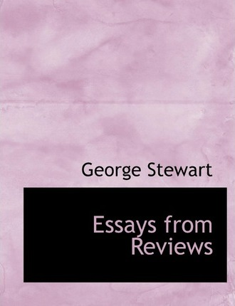 Essays from Reviews