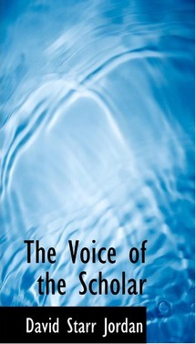 The Voice of the Scholar