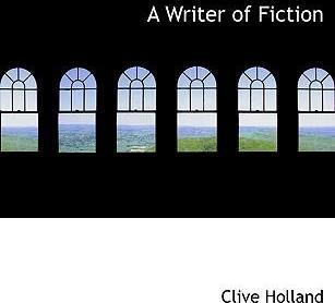 A Writer of Fiction