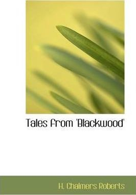 Tales from Blackwood