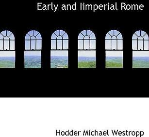 Early and Iimperial Rome