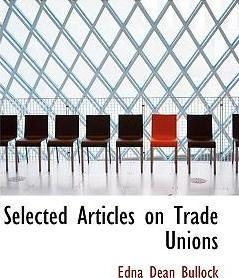 Selected Articles on Trade Unions