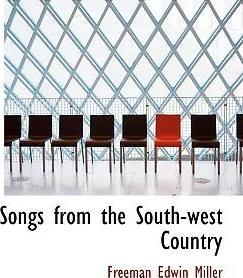 Songs from the South-West Country
