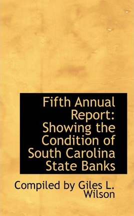 Fifth Annual Report