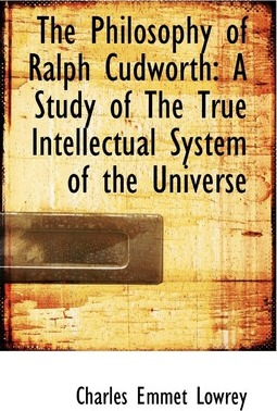 The Philosophy of Ralph Cudworth