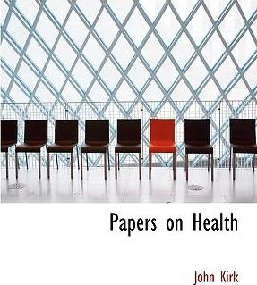 Papers on Health