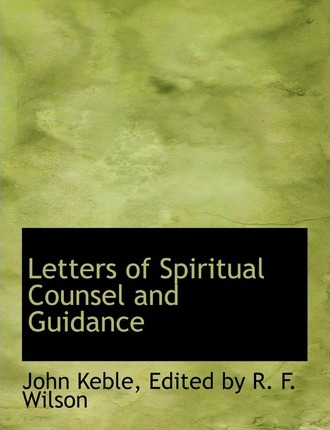 Letters of Spiritual Counsel and Guidance