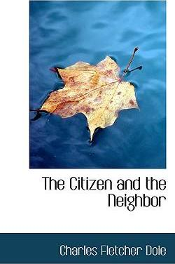 The Citizen and the Neighbor
