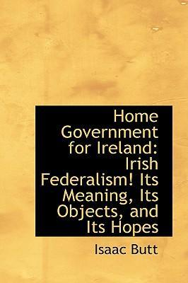 Home Government for Ireland