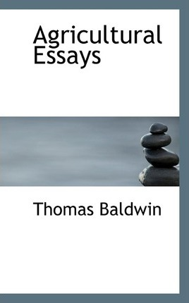 Agricultural Essays