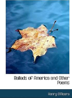 Ballads of America and Other Poems