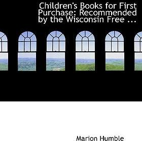 Children's Books for First Purchase