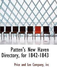 Patten's New Haven Directory, for 1842-1843