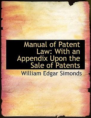 Manual of Patent Law