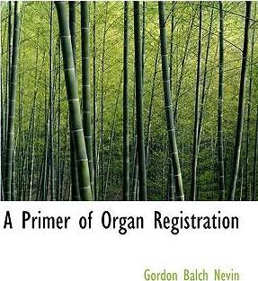 A Primer of Organ Registration