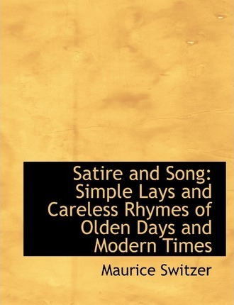 Satire and Song