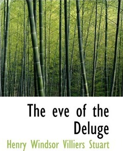 The Eve of the Deluge