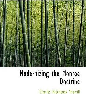 Modernizing the Monroe Doctrine