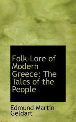 Folk-Lore of Modern Greece
