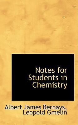 Notes for Students in Chemistry