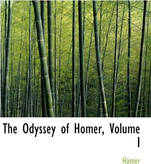 The Odyssey of Homer, Volume I