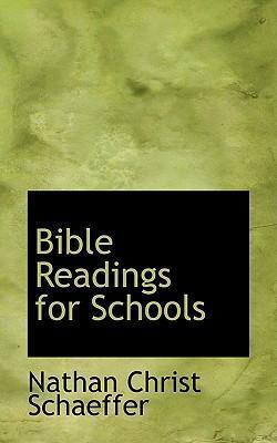 Bible Readings for Schools