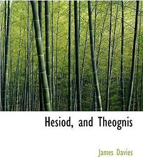 Hesiod, and Theognis