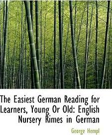 The Easiest German Reading for Learners, Young or Old