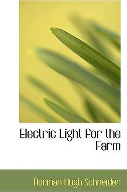 Electric Light for the Farm