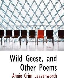 Wild Geese, and Other Poems