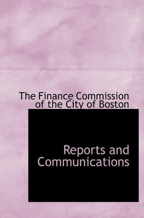 Reports and Communications