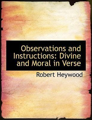 Observations and Instructions