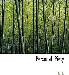 Personal Piety