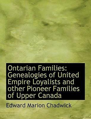 Ontarian Families