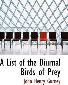 A List of the Diurnal Birds of Prey