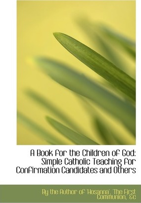 A Book for the Children of God