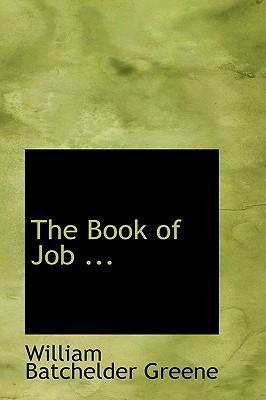 The Book of Job ...