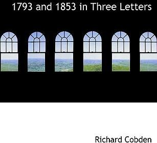 1793 and 1853 in Three Letters
