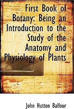 First Book of Botany