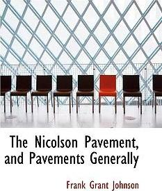 The Nicolson Pavement, and Pavements Generally