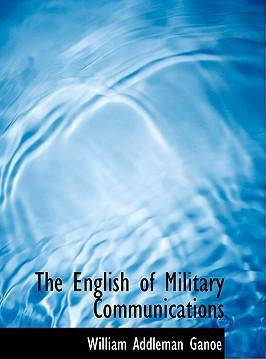 The English of Military Communications